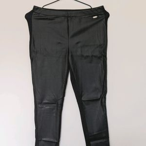 Guess faux leather leggings